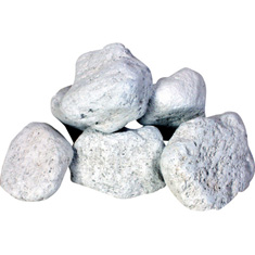 LAVA ROCK / CHARGRILL STONE Komur  3-4kg Nom