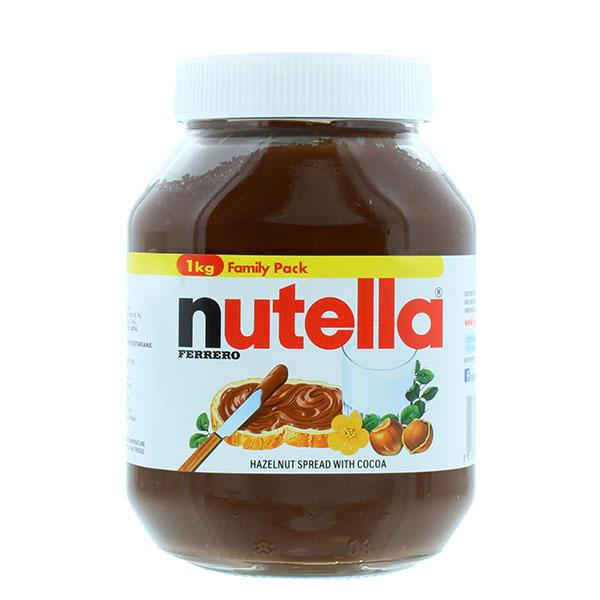NUTELLA 1KG SPREAD