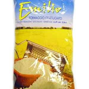 GRATED ITALIAN HARD CHEESE 1kg ( PARMESAN )