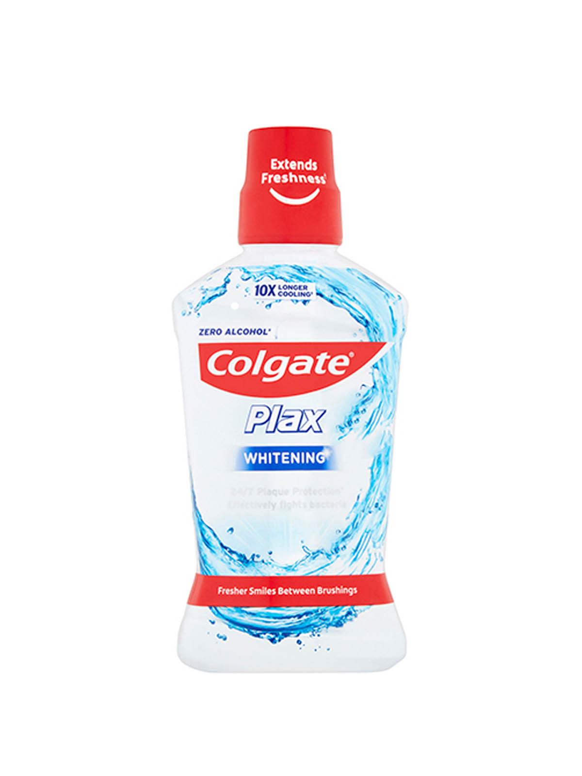 COLGATE PLAX 500ML MOUTHWASH SENSATION WHITE