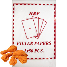 HENNY PENNY FILTER PAPERS  1x50