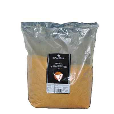 CAMBRAY GOLDEN  BREADCRUMBS  3kg