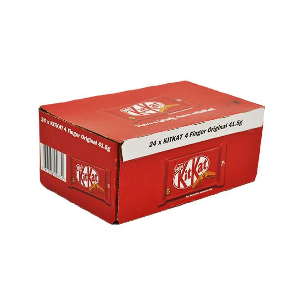 KIT KAT 4 FINGERS BOX 24x41.5g