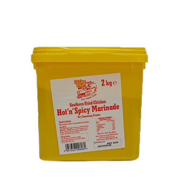 SOUTHERN FRIED SPICY WING MARINADE 2kg