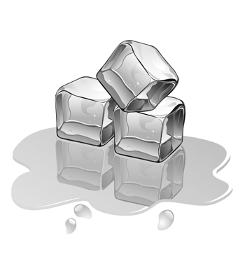 KOLD ICE CUBES BOX 6x2kg