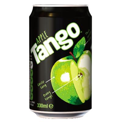 TANGO APPLE CANS (GB)  24x330ml