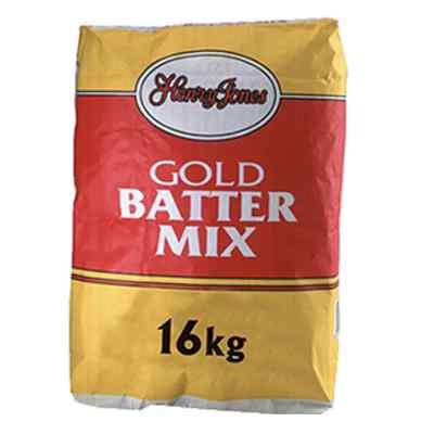 HENRY JONES HJ BATTERMIX GOLD  1x16kg