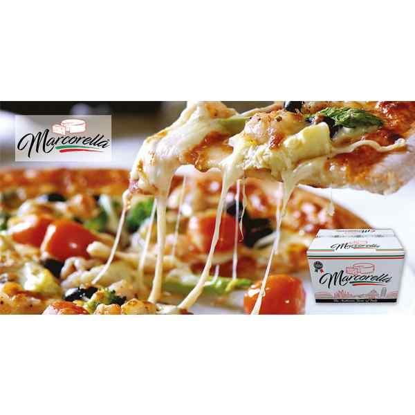 MARCORELLA PIZZA CHEESE   80/20  6x1.8kg