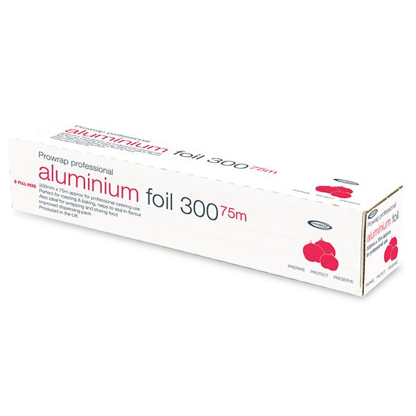 PROWRAP ESS. ALUMINIUM FOIL SMALL  30cmx75m
