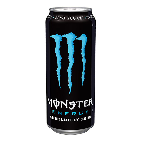 MONSTER ABSOLUTE ZERO (CAN) 12x500ml
