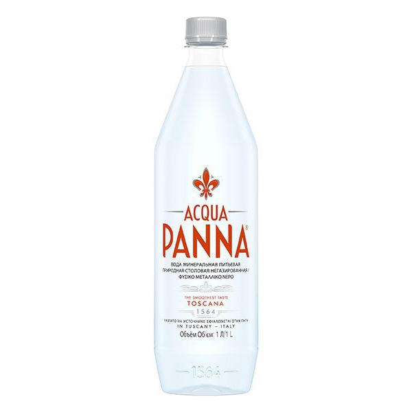 AQUA PANNA WATER PET 24x50cl
