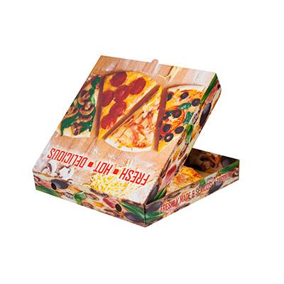 """7"""" FRESH HOT SLICES  PIZZA BOX  1x100"""