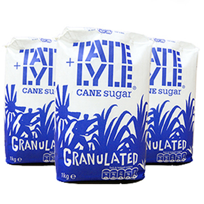 TATE & LYLE GRANULATED SUGAR  15x1Kg