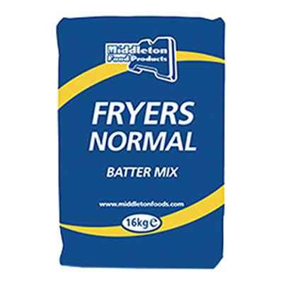 FRYERS NORMAL BATTERMIX  1x16kg