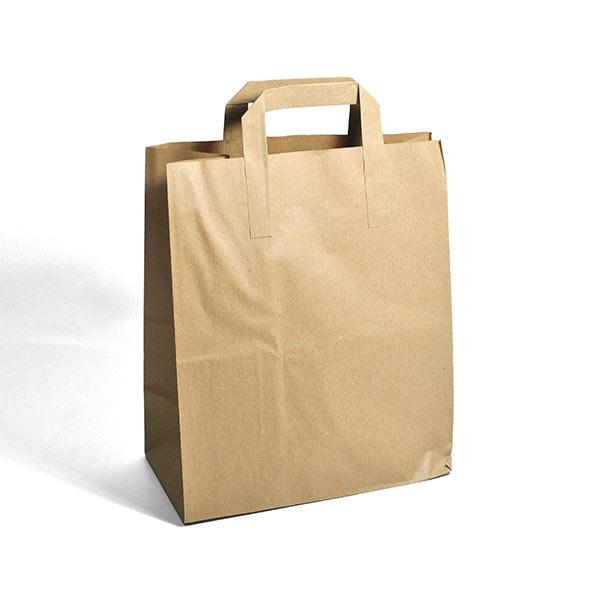 JUMBO BROWN SOS BAG (10x15x12)  1x250 280x480x270 mm P/C23400012