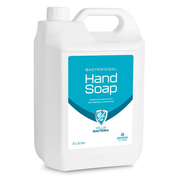 DRYWITE BACTERICIDAL HAND SOAP 5lt