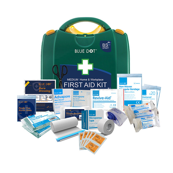 BS - 8599 - 1 WORKPLACE FIRST AID KIT