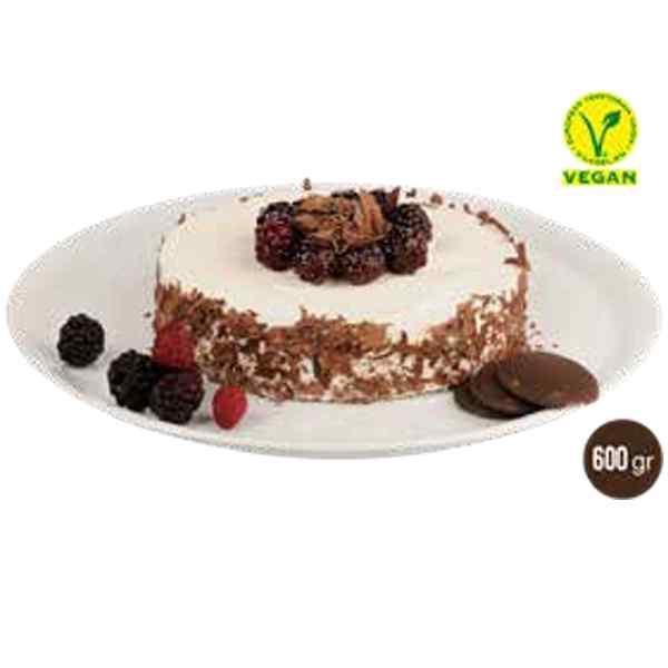 ENDO'S HEAVEN VEGAN RED FRUIT CAKE 600gm