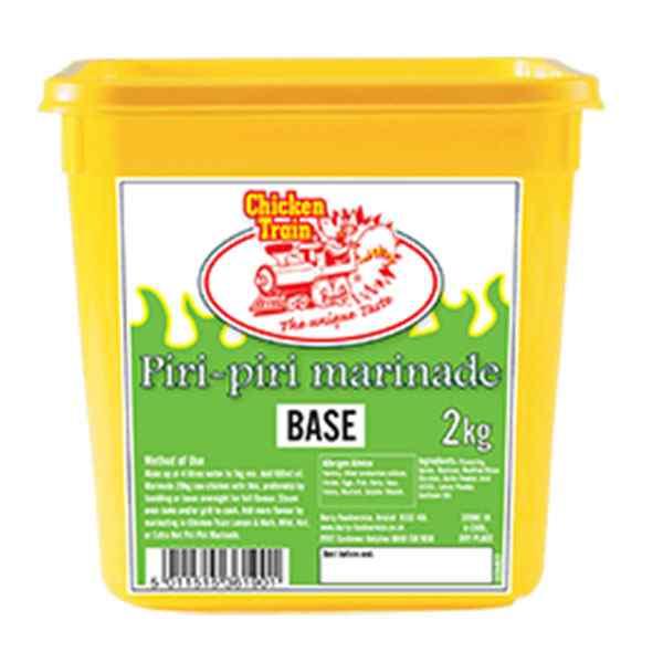CHICKEN TRAIN  PIRI PIRI MARINADE  BASE 2kg