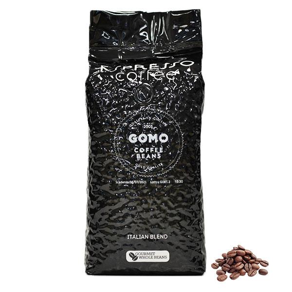 GOMO ITALIAN COFFEE BEANS 6x1 kg