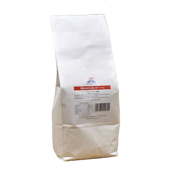 MISSISSIPPI SOUTHERN FRIED MILL DIP 1x1kg