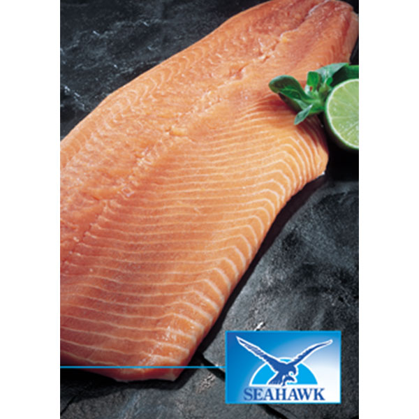 1kg SLICED SMOKED SALMON PACK