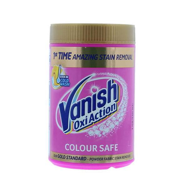 VANISH OXI ACTION COLOUR SAFE GOLD 800g
