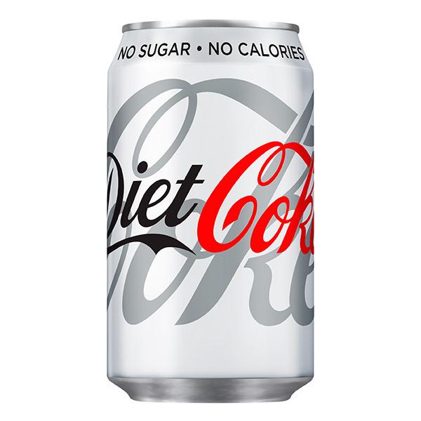 DIET COKE CANS ( GB )  24 x 330ml